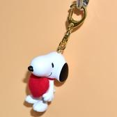 SNOOPY 史努比 愛心 鑰匙扣 日本限定正版商品