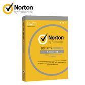 諾頓 網路安全專業(Premium) 5台2年