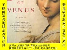 二手書博民逛書店莎拉·杜南特罕見The Birth of Venus by Sa