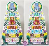【大堂人本】JY17- 七層綜合食品、飲料罐頭塔(2入)