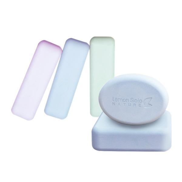 珪藻土吸濕防霉塊(1入) 橢圓/正方 2款可選【小三美日】顏色隨機出貨