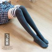 中高長筒襪女過膝襪子韓國學院風日系可愛lolita秋冬蕾絲花邊半腿 居家物語