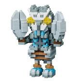 《Nano Block迷你積木》CN-04 巴爾坦星人╭★ JOYBUS玩具