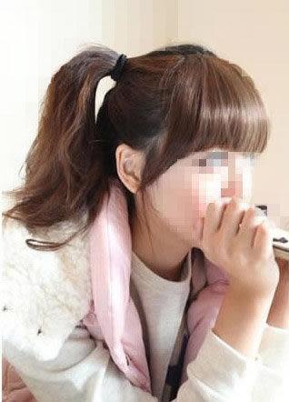 假髮【WHH001】齊瀏海髮片 髮片 高絲溫卡絲