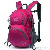 後背包女20l戶外運動裝備多功能旅行登山包男徒步騎行戰術小背包【果果新品】