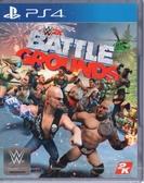 現貨 PS4 遊戲 WWE 2K 殺戮戰場 WWE 2K Battlegrounds 中文版 【玩樂小熊】