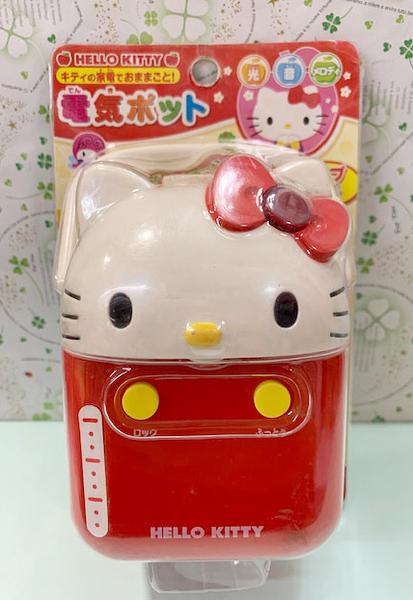 【震撼精品百貨】Hello Kitty 凱蒂貓-三麗鷗造型熱水瓶玩具組*12343