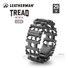 [Leatherman] TREAD工具手鍊-公制版 黑色 (LE832324) 秀山莊戶外用品旗艦店