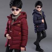 8男童裝9中大童冬天外套10兒童小男孩穿的棉衣12羽絨棉服13到15歲 巴黎時尚