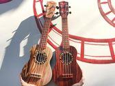 烏克麗麗 兒童小吉他它玩具可彈奏仿真中號烏克麗麗初學者樂器琴音樂送撥片 第六空間