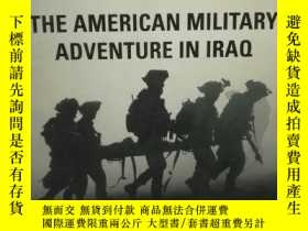二手書博民逛書店美國在伊拉克的軍事冒險罕見Fiasco: The America