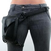 新款多功能單肩包哥特式男士女士腰包潮