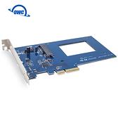 OWC Accelsior S PCIe 轉 SATA 2.5吋硬碟轉接卡 ( OWCSSDACL6G.S )