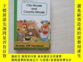 二手書博民逛書店City罕見Mouse and Country Mouse 精裝