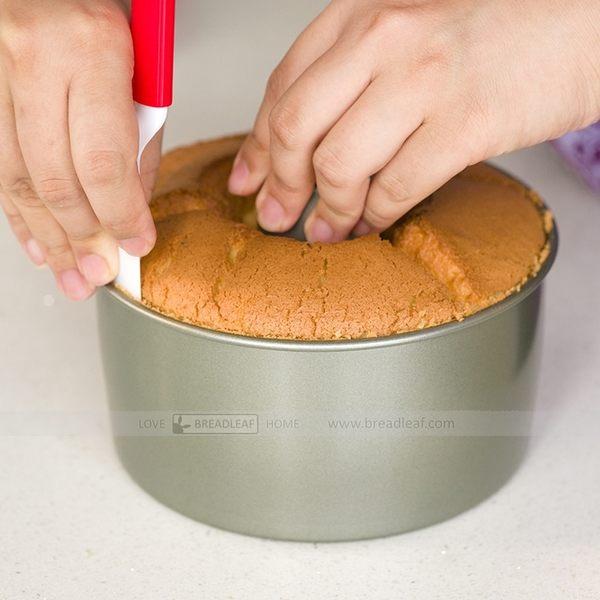 Bread Leaf蛋糕脫模刀 刮刀 塑膠刀B004