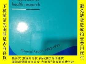 二手書博民逛書店Challenges罕見in reproductive heal