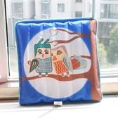 冰墊坐墊汽車冰坐墊水袋夏季學生辦公室椅子水坐墊降溫水墊冰涼墊