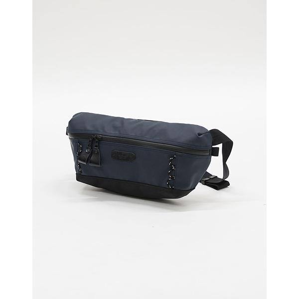 MSPC(master-piece) SLICK No.55547-NAVY [高機能防潑水側背包-藍色]