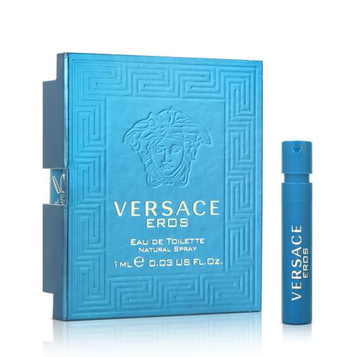 Versace 凡賽斯 艾諾斯‧愛神男性淡香水針管(1ml)★ZZshopping購物網★