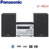 Panasonic國際 SC-PM250 CD立體音響組合