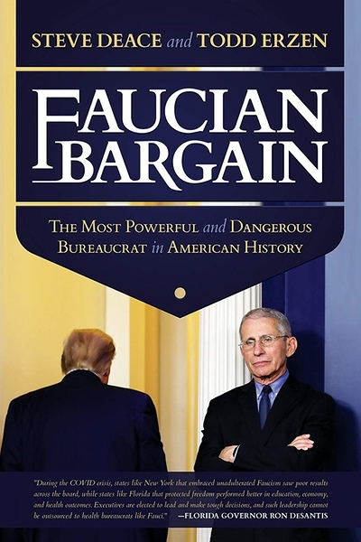 2021 美國暢銷書排行榜 Faucian Bargain: The Most Powerful and Dangerous Bureaucrat in American History Paperback
