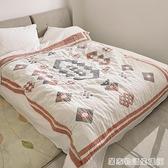 新款日本純棉毛毯加厚毛巾被單雙人空調被全棉透氣毛巾毯夏季被子