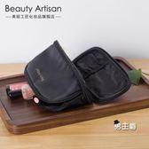 (萬聖節鉅惠)化妝包便攜化妝包大容量女收納包化妝品袋旅行洗漱包化妝刷包