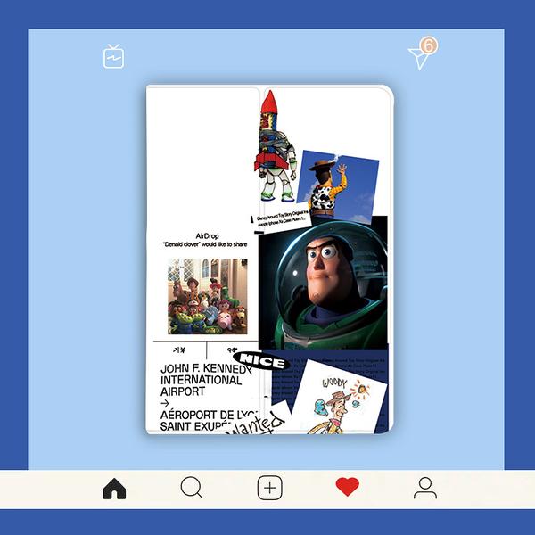 Tab A10.1寸個性平板電腦皮套 三星2019 A8.0平板保護套 Galaxy Tab S6 Lite保護殼 SamSung Tab S6翻蓋保護套