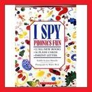 【麥克書店】I Spy Phonics ...