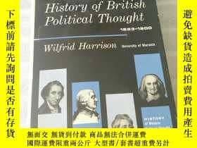 二手書博民逛書店Conflict罕見and Compromise History