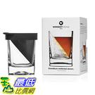 [美國直購] Corkcicle 7001 威士忌杯 錐型冰塊 保冰保冷 bar酒吧 Whiskey Wedge Whiskey Glass _tb3