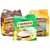 ENERGEN 可可/綠豆/香草 風味麥片(10入) 款式可選【小三美日】