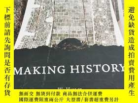 二手書博民逛書店《MakingHistory:WuHungonContemporary罕見Art》(創造歷史:巫鴻談當