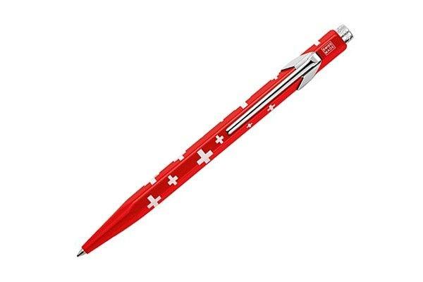 CARAN d'ache 849 TOTALLY SWISS原子筆