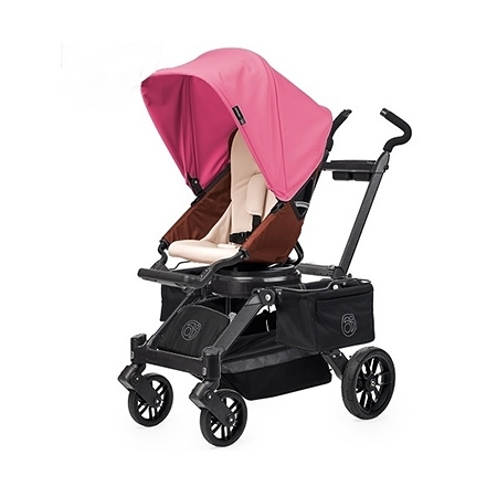 Orbit baby G3 咖啡座椅 功能超級強大的全方位嬰兒推車-mocha rasp[衛立兒生活館]