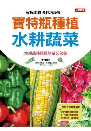 寶特瓶種植水耕蔬菜