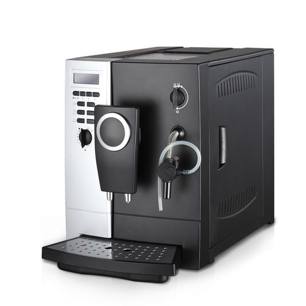 12h快速出貨 咖啡機 意式全自動一體咖啡機磨豆打奶泡家用商用辦公室110V咖啡機