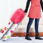 韓版折疊式旅行收納包尼龍手提包行李袋旅游大容量整理袋