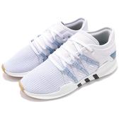 adidas 休閒鞋 EQT Racing ADV W Equipment 白 藍 粉藍 女鞋 復古 運動鞋 【PUMP306】 CQ2155