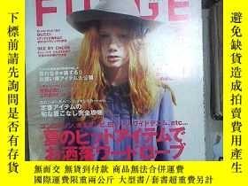 二手書博民逛書店FUDGE罕見特集 2011 7 VOL 97 日文雜誌Y180897