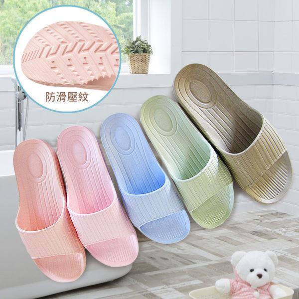 【限時促銷】環保EVA防滑拖鞋(止滑/超輕量/居家浴室)