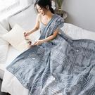 紗布毛巾被純棉單人雙人夏季空調夏涼被子薄款午睡蓋毯夏天沙發毯