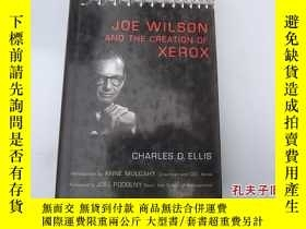二手書博民逛書店JOE罕見WILSON AND THE CREATION OF