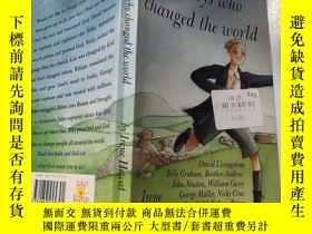 二手書博民逛書店Ten罕見boys who changed the world:十個改變世界的男孩Y200392