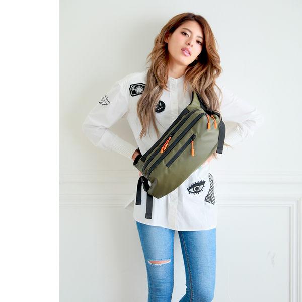 【日本限定款-公司貨】快取背包 DEVICE 日本限定版 創意肩包 dwn90058 可搭自行車  胸包