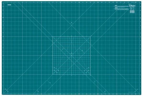 【OLFA】A1 綠色切割墊 CM-A1(特大) /片