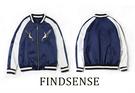 找到自己 品牌 燕子 夾克外套 防風 潮流棒球外套 精品 規格 訂做