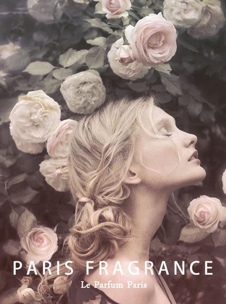 【Paris Fragrance巴黎香氛】 純淨田園香水沐浴露500ML