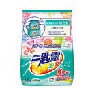 一匙靈 亮彩超濃縮洗衣粉補充包1.6KG【花王旗艦館】