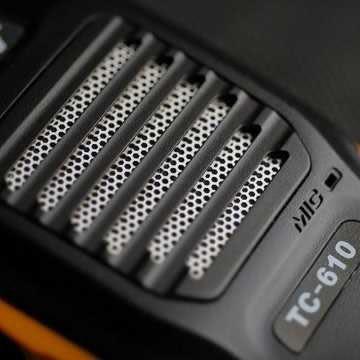 HYT TC610 16CH 超強防水/防摔 專業燒頻業務機